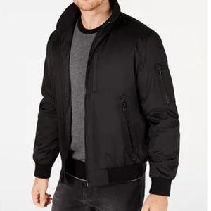 NWOTMens Calvin Klein Ripstop bomber jacket size L